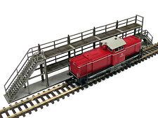 Modellbahn Union N-B00020 - Arbeitsbühne für Lokomotiven & Waggons - Spur N