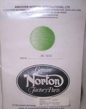 NOS NORTON GASKET SET COMMANDO 850 MKI MKII MADE IN UK 06-5030