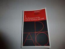 The Emergence of the Catholic Tradition (100-600) Vol. 1,Jaroslav Pelikan New 8