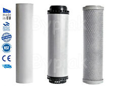 3 Stage HMA High Flow Water Filter Koi Ponds Dechlorinator Replacements
