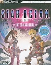 Star Ocean The Last Hope: International Signature Series Strategy Guide (Bradyg