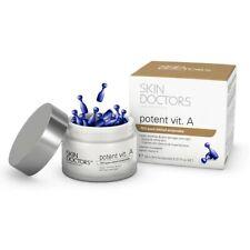SKIN DOCTORS POTENT VIT. A 50 X 3ML AMPOULES PLUMP & REFINE SKIN .15% RETINOL