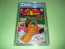Batman #146 CGC 7.5 from 1962! Batmite app DC Comics Not CBCS