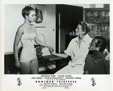 *Jean Seberg Bonjour tristesse Otto Preminger Photo originale cartoline vintage