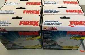6 Kidde KN-COSM-IBA Smoke & Carbon Monoxide Alarm Wire-In AC-Battery backup 2021