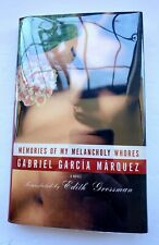 Memories of My Melancholy Whores Gabriel Garcia Marquez 1st/1st Hardcover 2005