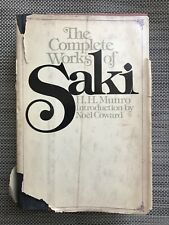 The Complete Works of Saki by Saki (Trade Cloth)