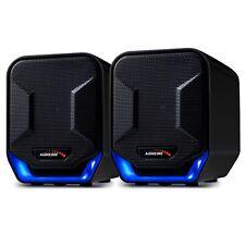 PC Laptop Speakers USB STEREO Portable Computer Desktop Clear Sound UK STOCK
