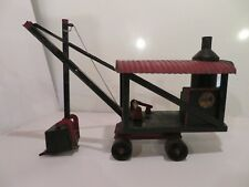 1930's Buddy L Steam Construction Digger