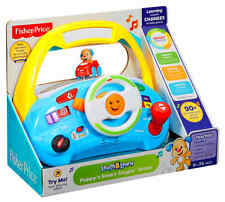 Laugh Learn Smart Stages Driver Fisher Price New Baby Kids Toy Musical Sound Fun