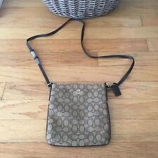 New Coach Cross Body Messenger Women s Handbag RRP £225 3b26a0de648b1