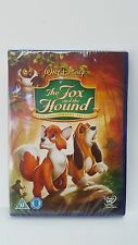 THE FOX AND THE HOUND DISNEY DVD GOLD OVAL NUMBER BRAND NEW SEALED