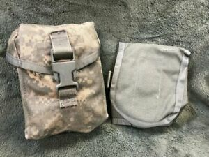 MOLLE IFAK (Improved First Aid Kit)  Pouch with Insert ACU Camo