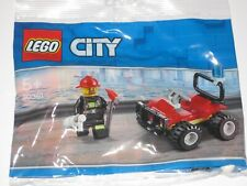 LEGO City Set 30361 FIRE ATV Polybag BNIB FREE POSTAGE