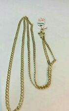 GoldNMore: 18K Gold Necklace Chain 3.5G 24 inches