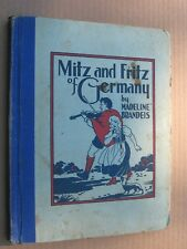 Mitz and Fritz of Germany (1933) by Madeline Brandeis