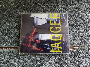 MICK JAGGER - SWEET THING (4 TRK CD SINGLE) (ROLLING STONES)