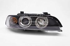 BMW 5 Series E39 01-02 Headlight Headlamp Right Driver Off Side O/S OEM Hella