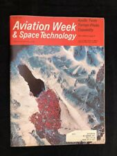 1969 AVIATION WEEK & SPACE TECHNOLOGY May 26 APOLLO TESTS TERRAIN PHOTO