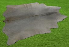 "New Cowhide Rugs Area Cow Skin Leather 16.67 sq.feet (49""x49"") Cow hide U-701"