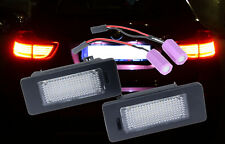 Luces De Matrícula LED para VW GOLF 7 Variante, TOURAN GOLF PLUS desde 2011 a770