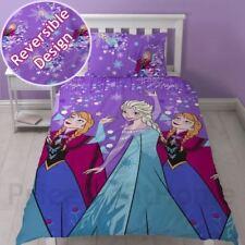Linge de lit et ensembles violet en microfibre pour chambre à coucher
