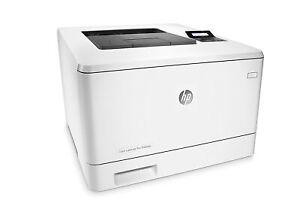 HP Color LaserJet Pro M452dn M452 A4 Printer LowCount Under 27K NOTONER WARRANTY