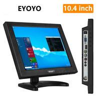 "EYOYO 10"" inch TFT-LCD Screen Monitor 800*600 HDMI/BNC/VGA/AV Built-in Speakers"