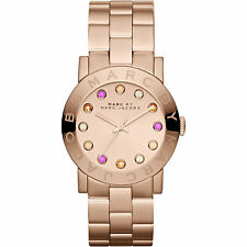 MARC BY MARC JACOBS MBM3216 Women's Rose Gold Stainless Steel Watch