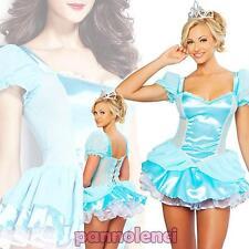 Carnival dress woman costume Cinderella princess fairy new DL-1340