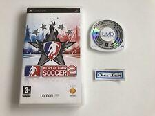World Tour Soccer 2 - Promo - Sony PSP - PAL FR