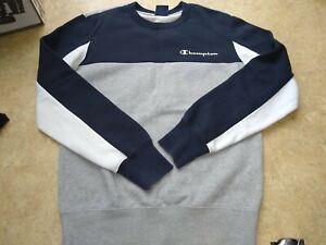 Men's/Older Boys Champion Sweatshirt Size XS (Age 13/14/15?) VGUC sportswear