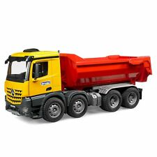 Bruder Camion MB Arocs Rib.mov.terra - Jeux-jouets
