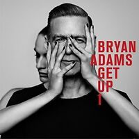Bryan Adams - Get Up [New Vinyl]