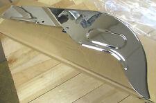 ROADKROME  NOSTALGIA CHROME UPPER BELT GUARD - HARLEY DAVIDSON HD SOFTAIL '86-99