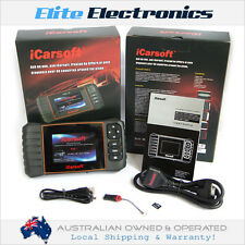 ICARSOFT OP II HOLDEN OPEL OBD2 CAR DIAGNOSTIC FAULT CODE SCANNER TOOL  2ND GEN