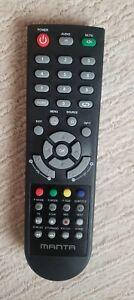 Original Remote Control for MANTA LED1501 LED1902 and LED2402