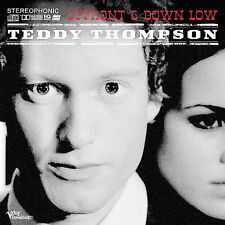 Teddy Thompson, Upfront And Down Low, Very Good, Audio CD
