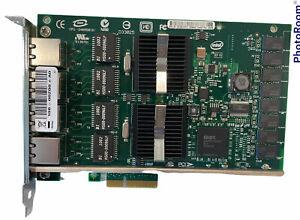 Intel Pro/1000 PT Quad Port 10/100/1000 Gigabit Ethernet Network EXPI9404PTG1P20