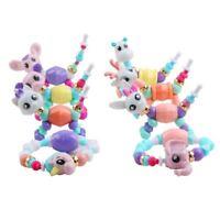4 x Twisty Animal Funny Creative DIY Animal Pets Magic Tricks Bracelets Bangle