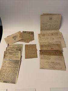 WWII Letter Lot 84th Infantry Soldier Holland Belgium KIA Includes Money!