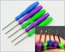 5pcs T2 3 4 5 6 Torx Mobile Phone Screwdriver Micro Mini Screw Head Repair Tool
