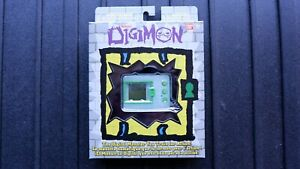 NEW Bandai Digimon Digivice Ver. 20th Anniversary Glow & Green Digital Monsters