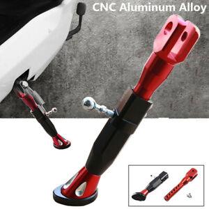 Aluminum Motorcycle Kickstand Foot Leg Foot Support Stand Brace Parking
