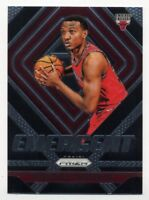 2018-19 Panini Prizm WENDELL CARTER JR Rookie Card RC EMERGENT #7 Chicago Bulls