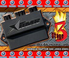 Yamaha Raptor 660 REV BOX AMR Racing CDI Two Year Warranty STAGE 3 PERFORMANCE!