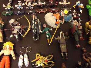 Naruto Action Figures plus more