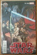 Marvel Star Wars #4 Rebel Variant Edition Aaron Cassaday Gamestop Exclusive