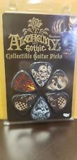 ALCHEMY GOTHIC - COLLECTIBLE GUITAR PICKS