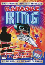 KARAOKE KING - DVD - REGION 2 UK